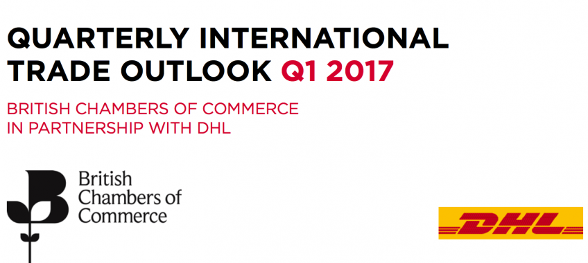 Quarterly International Trade Outlook in Association with BCC & DHL